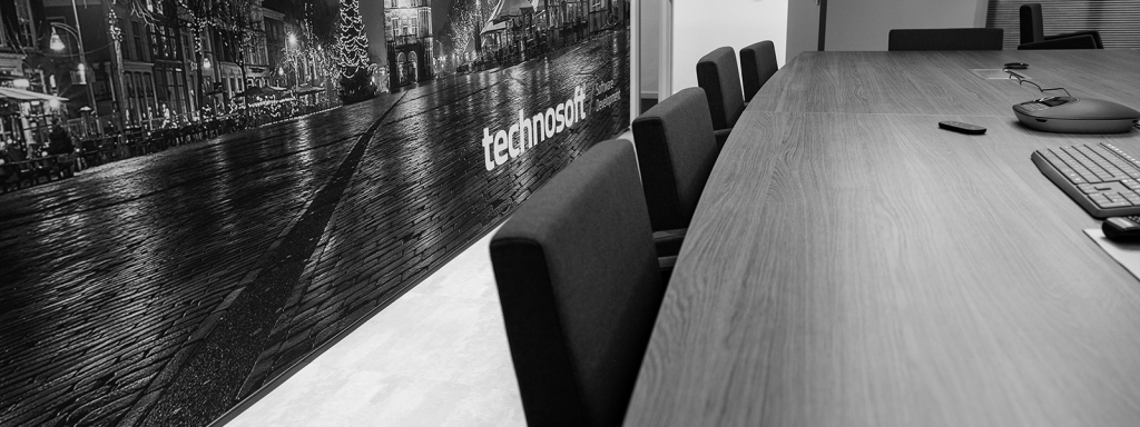 Technosoft meeting room